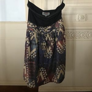 Urban outfitters / ecouté printed tube dress